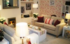 Traditional Living Room Makeover to Stylish Living Room