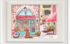 Italian Nursery Wall Art