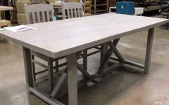 Nerida Trestle Dining Tables