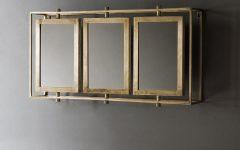 Triple Wall Mirror