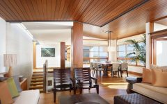 Tropical Wooden House Interior Design