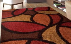 Orange Floor Rugs