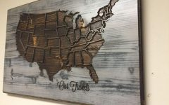 State Map Wall Art