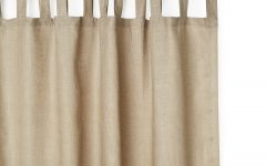 Plain Linen Curtains