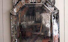 Venetian Antique Mirror