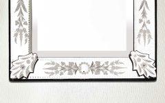 Long Venetian Mirror