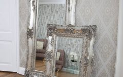 Antique Ornate Mirror