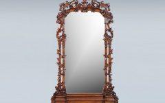 Vintage Standing Mirror