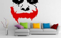 Joker Wall Art