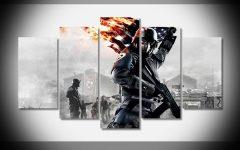 Gaming Canvas Wall Art
