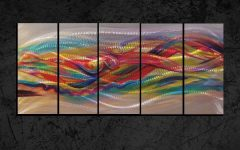 Large Abstract Wall Art Australia