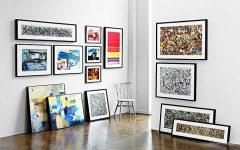 John Lewis Abstract Wall Art