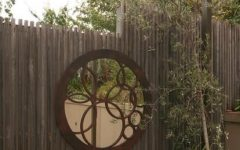Outdoor Mirror Wall Art