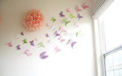 3D Wall Art for Baby Nursery