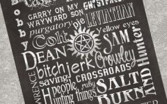 Supernatural Wall Art