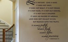 Love Is Patient Love Is Kind Wall Art