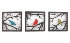 Target Bird Wall Decor
