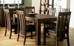 Walnut Dining Table Sets