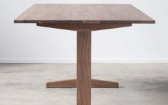 Alexxes 38'' Trestle Dining Tables