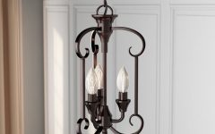 Warner Robins 3-Light Lantern Pendants