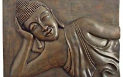 Buddha Outdoor Wall Art