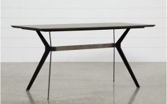 Weaver Dark Rectangle Cocktail Tables