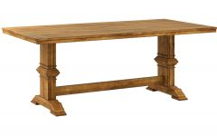 Alexxia 38'' Trestle Dining Tables