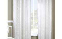 White Curtains With Blackout Lining