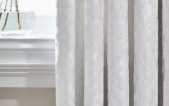 Luxury White Curtains