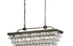 Whitten 4-Light Crystal Chandeliers
