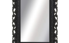 Ornate Black Mirror
