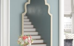 Arch Top Vertical Wall Mirrors