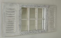 Window Shutter Mirror