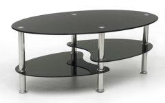 Dark Glass Coffee Tables
