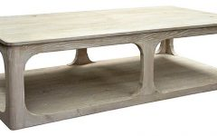 Gray Wash Coffee Tables