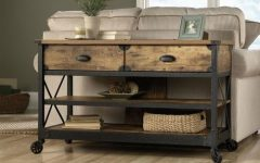 Rustic Coffee Tables and Tv Stands