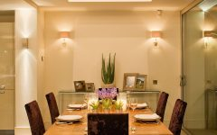 Wonderful Dining Room Ceiling Lighting for Modern and Luxury Look