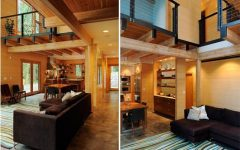 Wooden House Interior Design Ideas