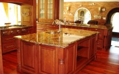 Wooden Kitchen Furniture for Country Kitchen Style