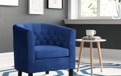 Ziaa Barrel Chairs